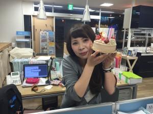 池田さんお誕生日
