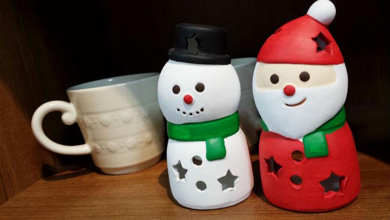 つかしんのクリスマス