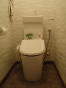 手洗い一体型のアラウーノV
