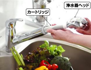 タカギ 浄水器